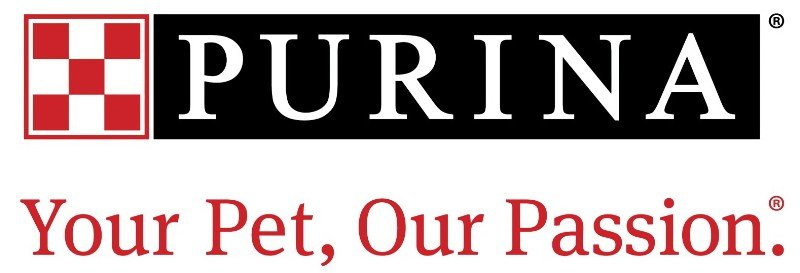 This image has an empty alt attribute; its file name is purina-logo.jpg