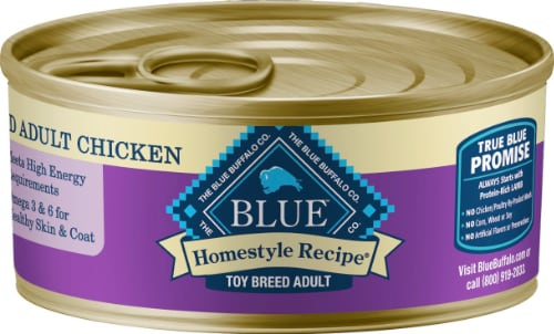 Blue Buffalo Homestyle Toy Wet Chicken