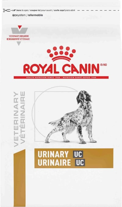 Royal Canin Urinary UC Low Purine dry