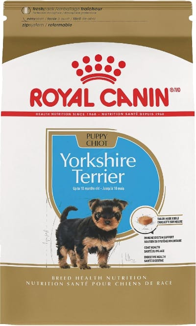 Royal Canin Yorkshire Terrier Puppy Food