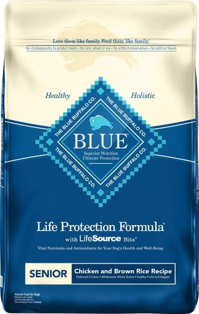 Blue Buffalo Life Protection Formula Senior Chicken