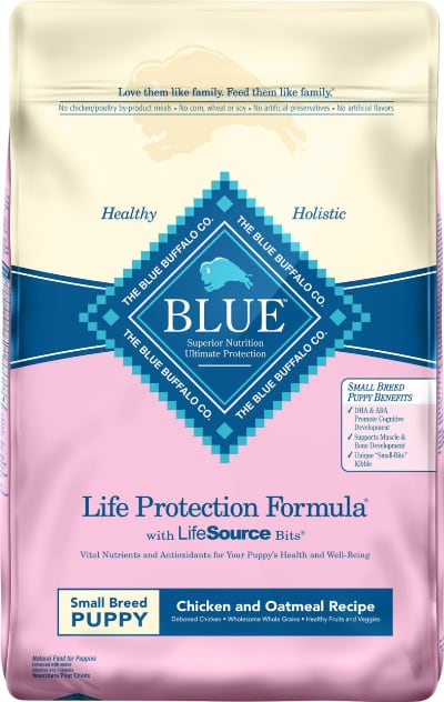 Blue Buffalo Life Protection Formula Small Breed Puppy Chicken