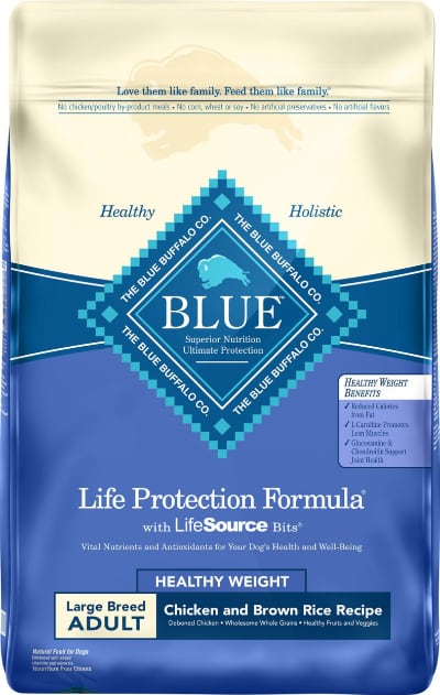 Blue Buffalo Life Protection Large Breed Healthy Weight