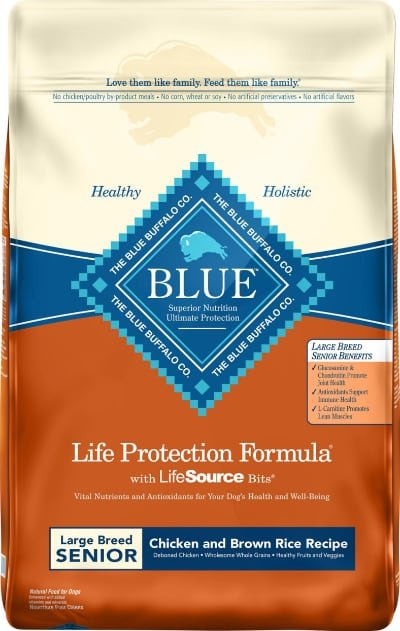 Blue Buffalo Life Protection Large Breed Senior Chicken