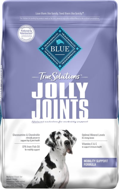 Blue Buffalo True Solutions Jolly Joints Mobility Support