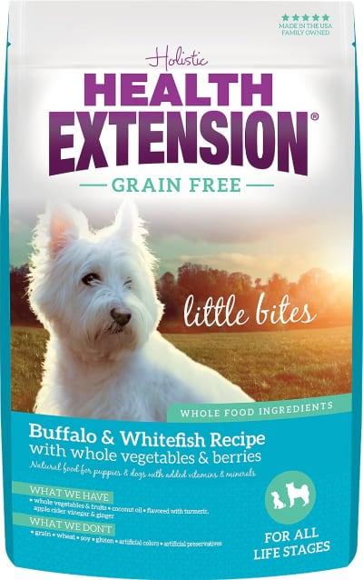Health Extension Little Bites Buffalo Whitefish