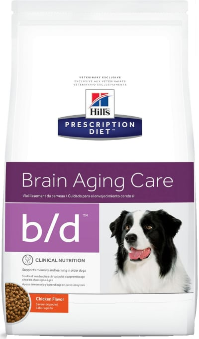 Hills Prescription Diet b:d Brain Aging Care Chicken