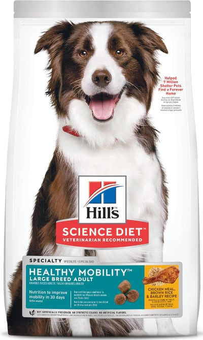 Hill's Science Diet Adult Healthy Mobility Large Breed Chicken