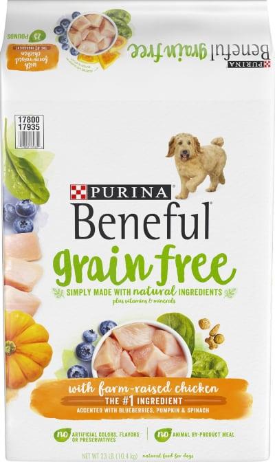 Purina Beneful Grain Free Chicken