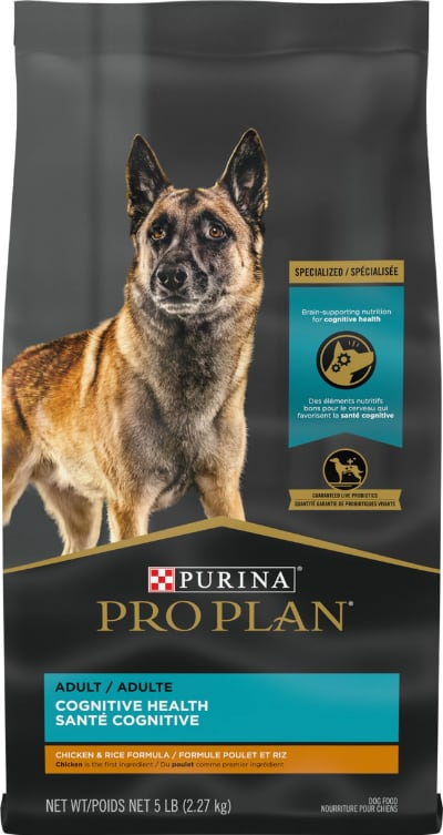 Purina Pro Plan Adult Cognitive Health Chicken & Rice Formula