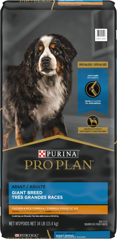 Purina Pro Plan Adult Giant Breed Formula