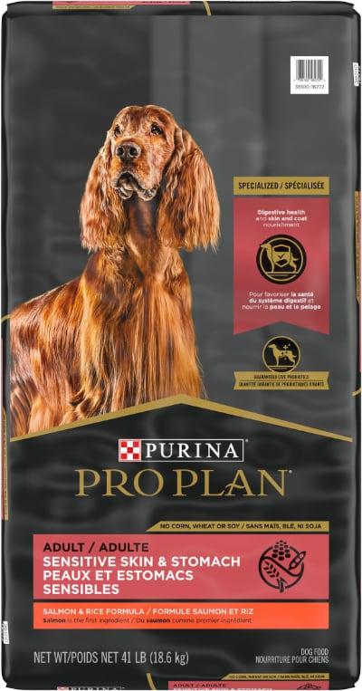 Purina Pro Plan Adult Sensitive Skin & Stomach Salmon