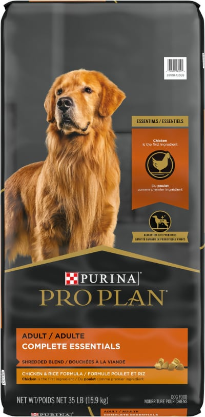 Purina Pro Plan Adult Shredded Blend Chicken & Rice Formula