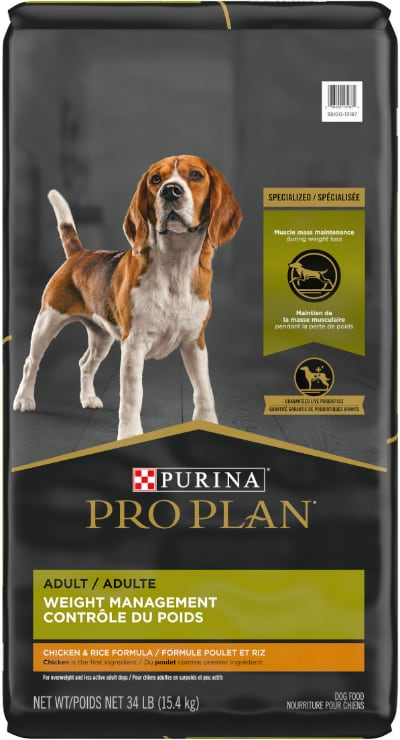 Purina Pro Plan Adult Weight Management Formula