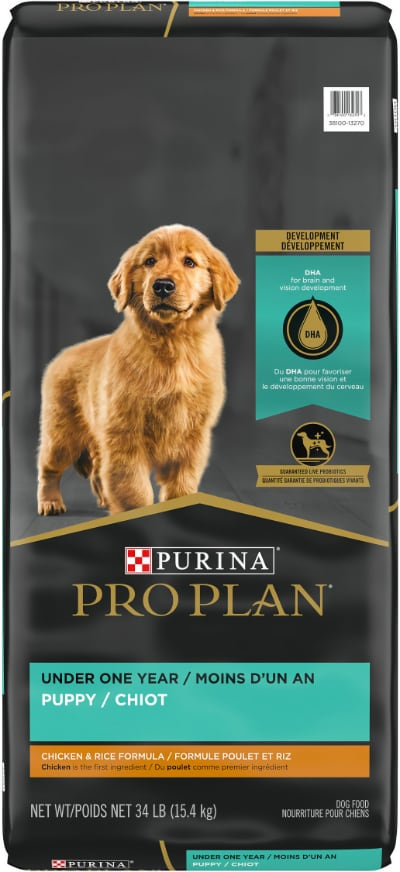 Purina Pro Plan Puppy Chicken & Rice Formula