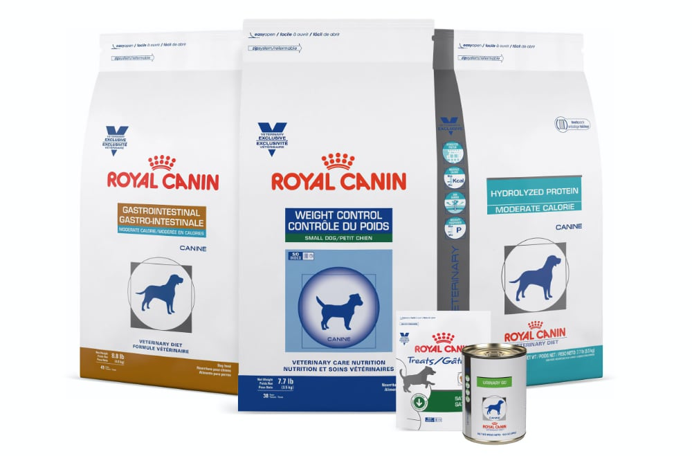 Royal Canin Veterinary Diet Products