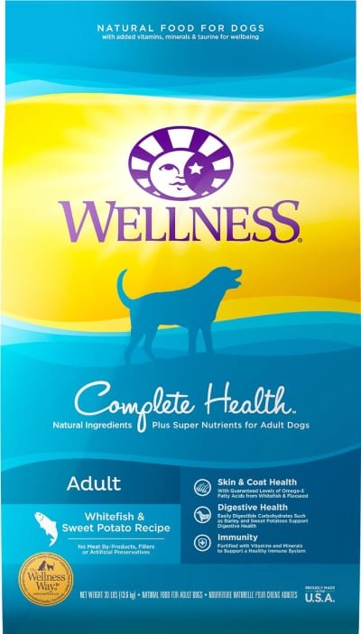 Wellness Complete Health Adult Whitefish