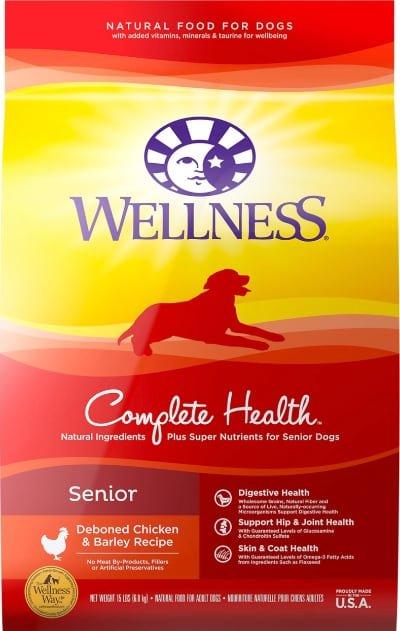 Wellness Complete Health Senior Chicken