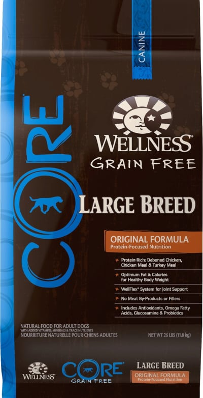 Wellness Core Grain-Free Large Breed Chicken
