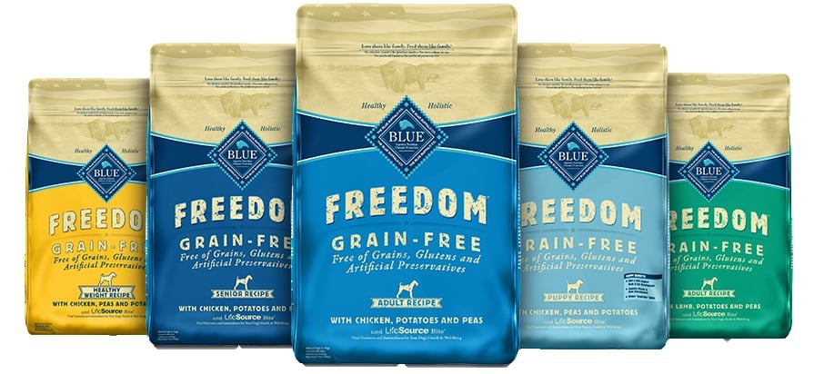 blue buffalo freedom products
