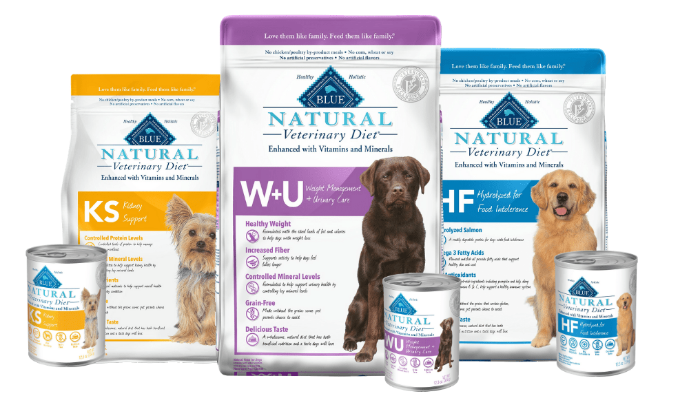 blue buffalo    natural veterinary diet products