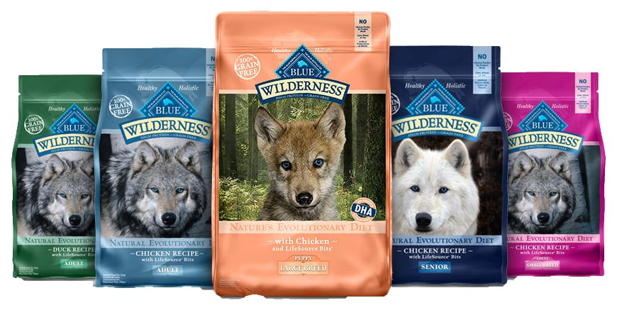 blue buffalo wilderness products