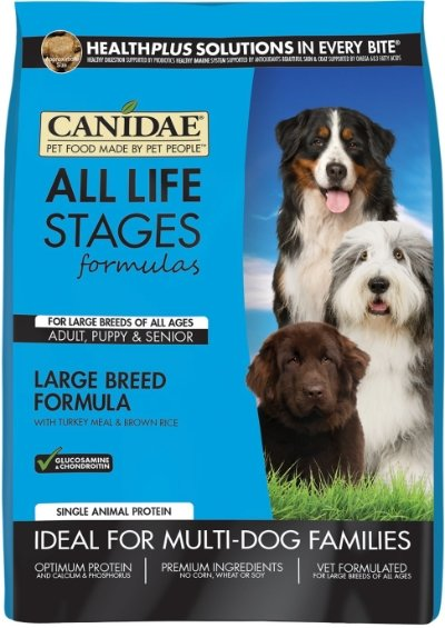 Canidae All Life Stages Large Breed Turkey
