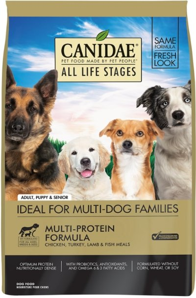 Canidae All Life Stages Multi-Protein Formula