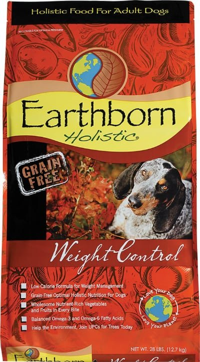 Earthborn Holistic Weight Control Grain Free