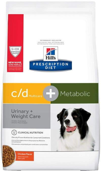 Hill's Prescription Diet cd Multicare Metabolic Weight Care