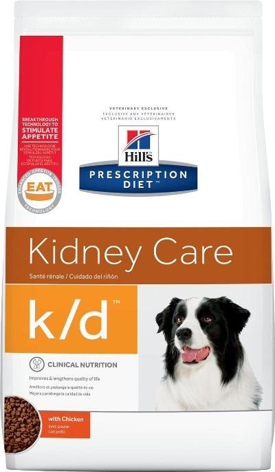 Hill's Prescription Diet kd Kidney Care