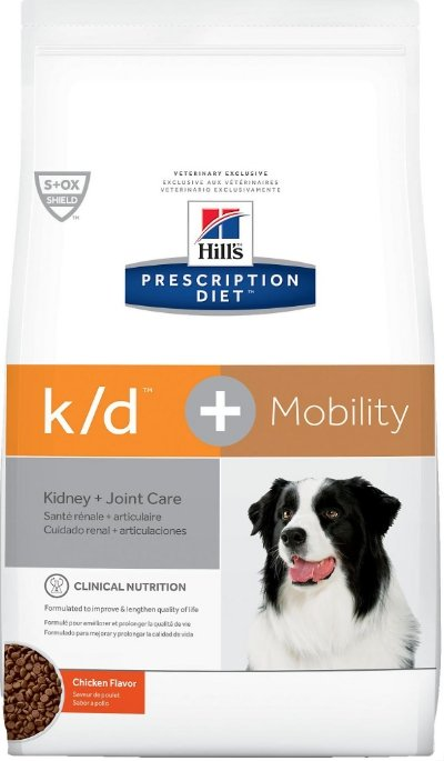 Hill's Prescription Diet kd Kidney Care Mobility