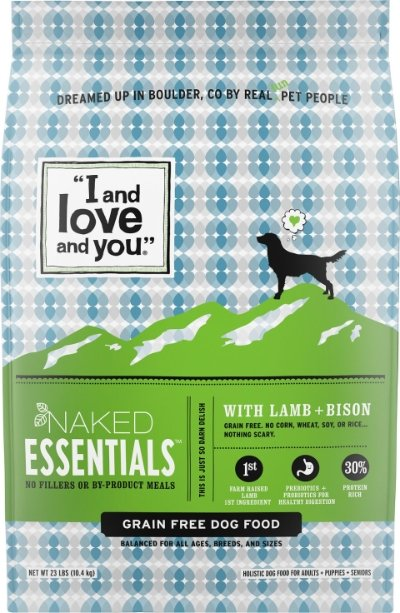 I and Love and You Naked Essentials Lamb