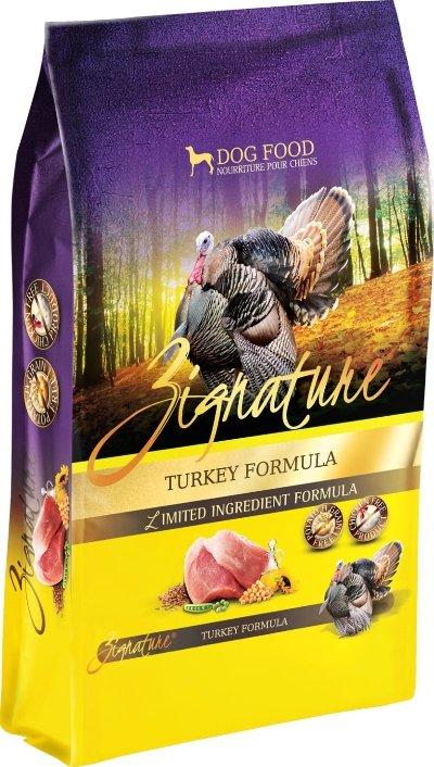 Zignature Turkey LID Formula