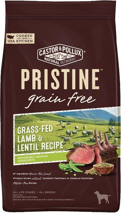 Castor and Pollux Pristine Lamb