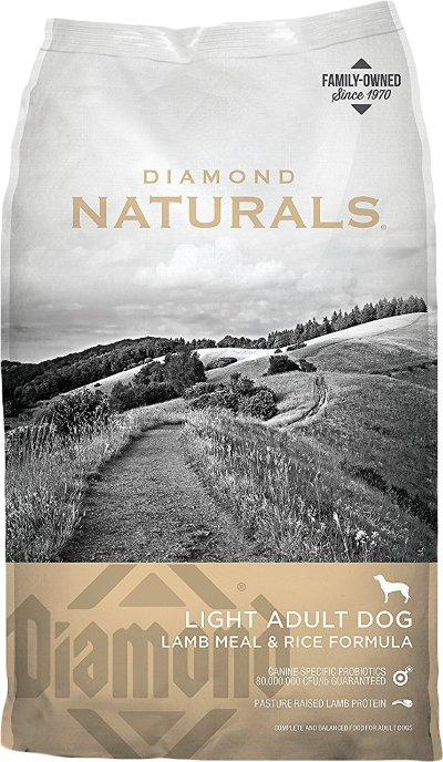 Diamond Naturals Light Formula Lamb