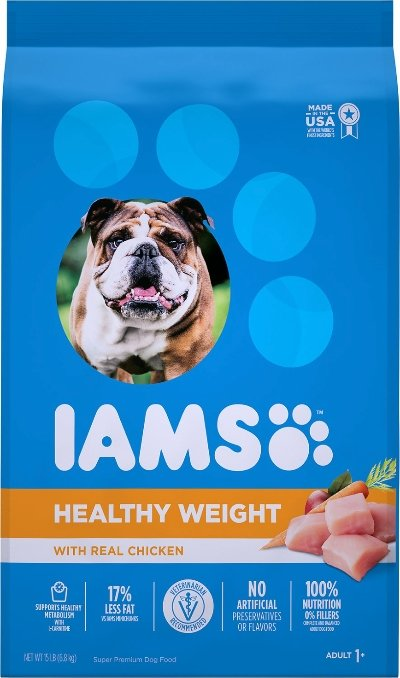 Iams ProActive Health Adult Healthy Weight Chicken
