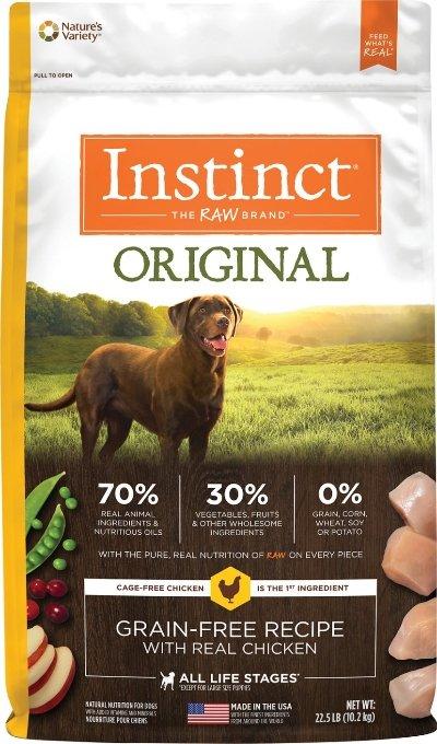 Instinct Original Grain-Free Recipe Real Chicken