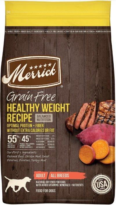 Merrick Grain-Free Healthy Weight Adult