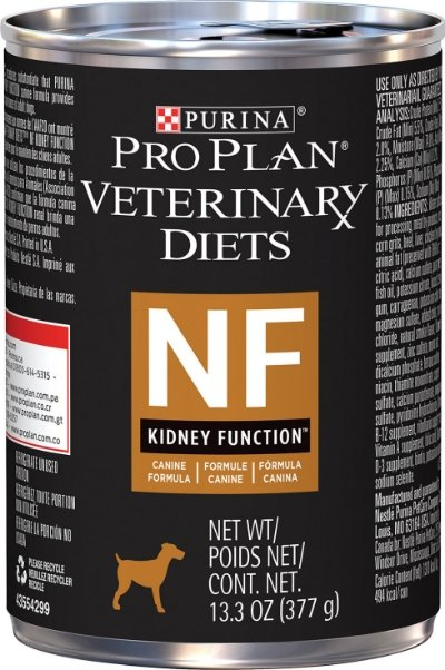 Purina Pro Plan Veterinary Diets NF Kidney Function Canned