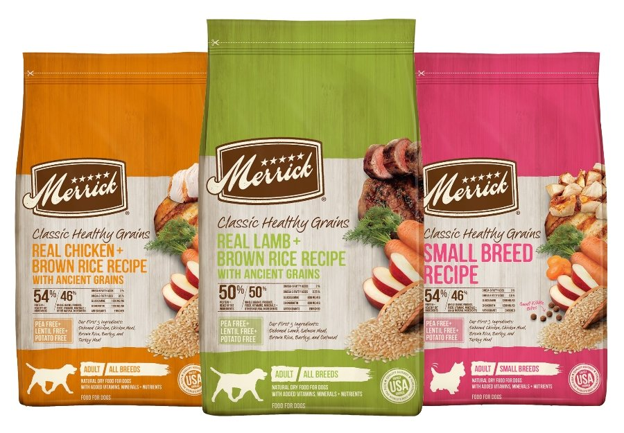 Merrick Classic Healthy Grains