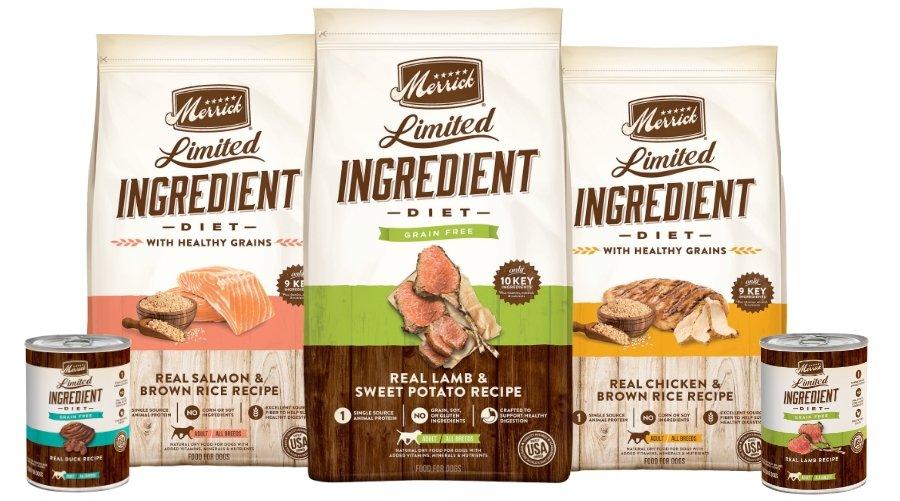 Merrick Limited Ingredient Diet