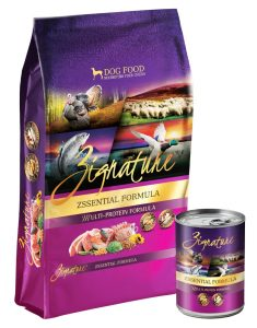 Zignature Zssential Dog Food